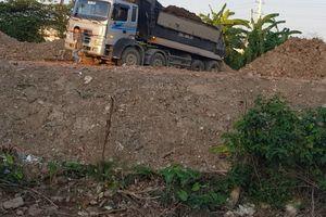 Dương Nội, Hà Đông: Xây nhà trái phép tràn lan trên đất nông nghiệp