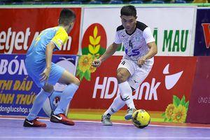 Giải VĐQG Futsal HDBank 2018: Thái Sơn Nam chưa thể đăng quang