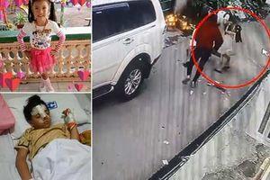 Xem bé gái dũng cảm đương đầu với cướp có súng