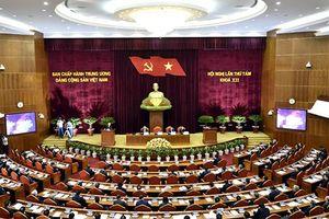 Bộ Chính trị trình Trung ương nhân sự Chủ tịch nước