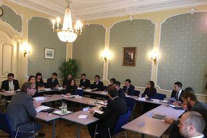 Đoàn Bộ Công an tham gia đào tạo thực thi công ước chống tra tấn tại Hà Lan