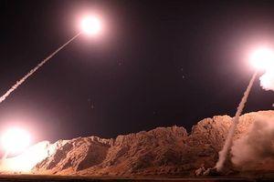 Iran khoe UAV nội địa nhái mẫu của Mỹ trong vụ không kích Syria