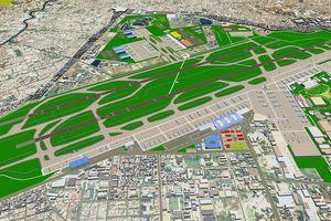 Sân golf bị thu hẹp trong quy hoạch sân bay Tân Sơn Nhất