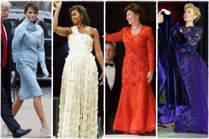 Đệ nhất phu nhân nước Mỹ mặc gì trong lễ nhậm chức?