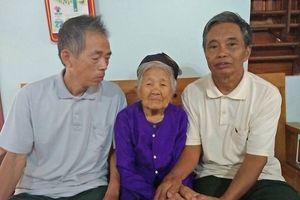 Cụ bà 113 tuổi vẫn thích sống 'tự lập'