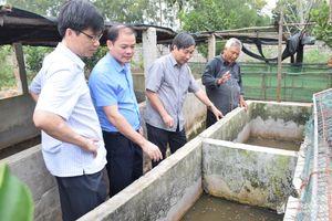 Thẩm định các tiêu chí xây dựng nông thôn mới tại Yên Thành