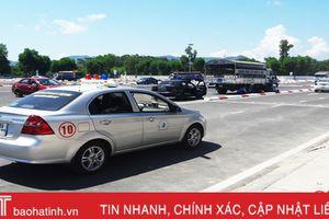 9 tháng, Hà Tĩnh cấp hơn 15.400 giấy phép lái xe
