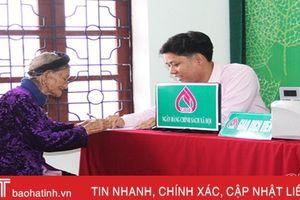 Hà Tĩnh: Dư nợ chính sách xã hội đạt trên 4.321 tỷ đồng
