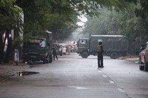 Kẻ ôm hàng nóng cố thủ trong nhà tại Nghệ An đã bị bắt