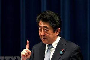 Nhật Bản sẽ thay Bộ trưởng Quốc phòng trong nội các mới