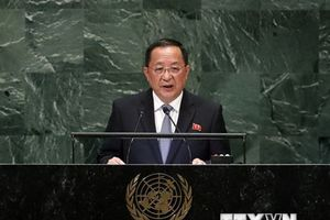 Truyền thông Triều Tiên không đề cập cuộc gặp ngoại trưởng Triều-Mỹ