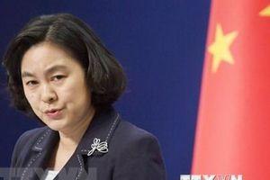 Trung Quốc: Đối thoại an ninh trì hoãn theo yêu cầu của Mỹ
