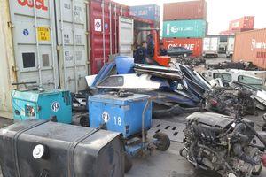 4.900 container vô chủ tồn đọng ở các cảng biển