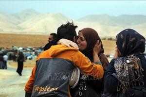 Được chính phủ kêu gọi, người tị nạn Syria ùn ùn từ Liban trở về nước