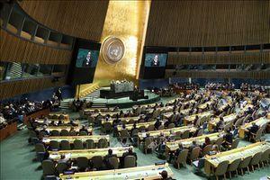 Đại hội đồng Liên hợp quốc khóa 73: Tương lai nằm ở sự đoàn kết
