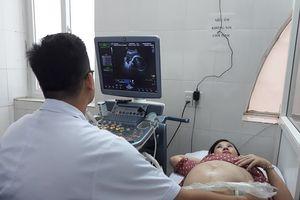 Chuyên gia y tế mách nước: Ba thời điểm vàng siêu âm thai nhi