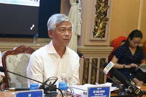 TPHCM: Lập hội đồng kỷ luật mới, xét lại 'án phạt' với ông Lê Tấn Hùng