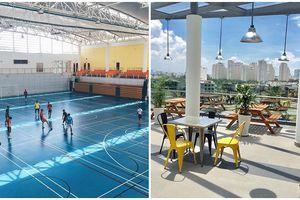 Cuộc sống bên trong những ngôi trường Đại học đắt giá bậc nhất Sài Gòn