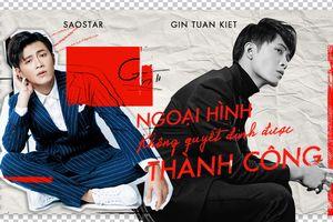 'Em trai quốc dân' Gin Tuấn Kiệt: Ngoại hình có thật sự là điều tiên quyết để chạm đến thành công?