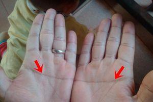Bàn tay chữ Nhất là biểu hiện của người có tài năng xuất chúng?