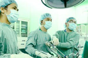 Nội soi xu hướng tất yếu trong phẫu thuật
