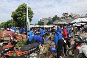 Lạng Sơn: Phát động và triển khai nhiều hoạt động hưởng ứng Chiến dịch làm cho thế giới sạch hơn