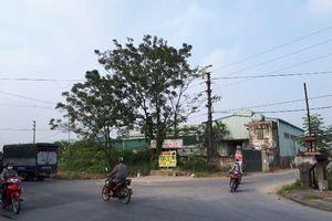 Sẽ xử phạt hàng loạt cơ sở sản xuất gây ô nhiễm môi trường ở xã Song Phương, huyện Hoài Đức