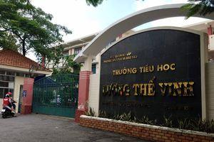 Sài Gòn: Đình chỉ công tác giảng dạy thầy giáo tát học sinh lớp 5