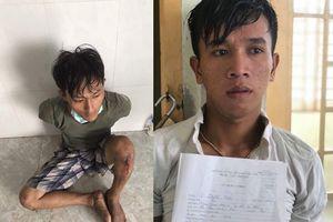 Bắt nhóm cướp đâm vợ chồng ở TP HCM vì cố giành lại túi xách