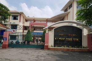 Quận Gò Vấp – TP.HCM: Đình chỉ thầy giáo tiểu học tát học sinh
