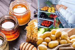 Những loại thực phẩm không nên cho vào tủ lạnh nhưng hầu hết chị em đều làm ngược lại