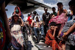 Gần 180 nhân viên Hội Chữ thập đỏ Quốc tế tham gia cứu nạn ở Indonesia