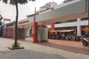 Nhiều cơ sở kinh doanh trên đường Nguyễn Khánh Toàn vẫn hoạt động sau cưỡng chế