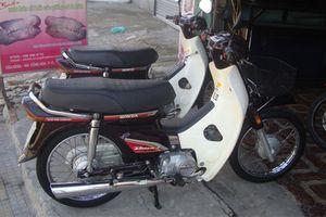 Tìm chủ sở hữu 5 xe máy nhãn hiệu Honda
