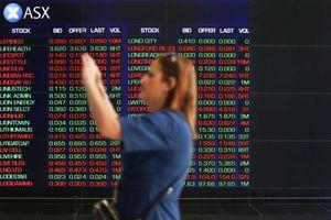 Sắc đỏ bao trùm chứng khoán châu Á khi căng thẳng thương mại leo thang