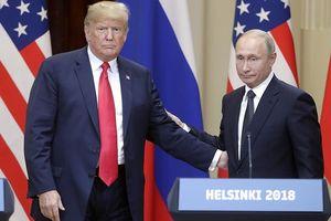 Người Nga không còn thích Tổng thống Trump