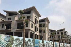 26 biệt thự không phép Khai Sơn Hill xử lý thế nào?
