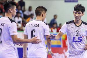 Trực tiếp Futsal HDBank VĐQG 2018: Kim Toàn Đà Nẵng vs Thái Sơn Nam