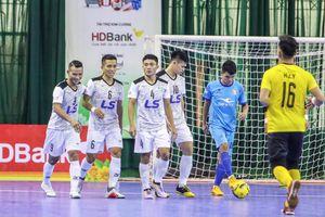 Vùi dập Kim Toàn Đà Nẵng, Thái Sơn Nam lần thứ 4 liên tiếp vô địch Futsal Quốc gia