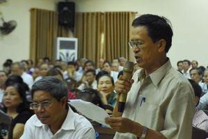 Ý tưởng di dời sân bay Đà Nẵng: 'Bí thư Trương Quang Nghĩa nghe tin rất bức xúc'