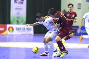 Trực tiếp Futsal HDBank VĐQG 2018: Cao Bằng vs Tân Hiệp Hưng