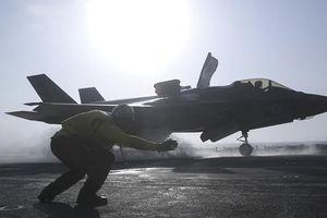 Báo Mỹ lần đầu tiết lộ thông tin chi tiết về tai nạn của tiêm kích tàng hình F-35