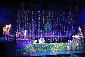 Ra mắt vở rối tham dự Liên hoan múa rối quốc tế Hà Nội 2018