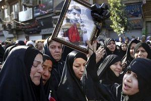 Iran: Ai đứng đằng sau vụ khủng bố Ahvaz?