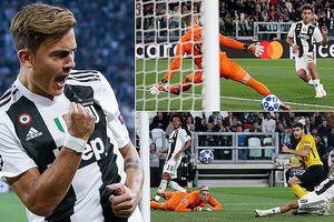 Juventus lập kỷ lục khó tin trong ngày Dybala ghi hattrick