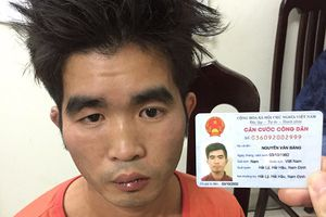 Hà Nội: Bắt nóng đối tượng vờ mua hàng cướp giật 2 chỉ vàng