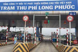 9 tháng đầu năm nay, 217.000 lượt phương tiện dùng dịch vụ ETC trên cao tốc TP.HCM-Long Thành-Dầu Giây