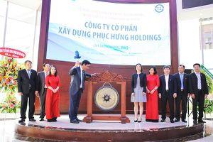 20,8 triệu cổ phiếu của Phục Hưng Holdings giao dịch trên HOSE