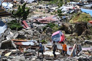 Thảm họa kép ở Indonesia: Số người chết vượt 1.200