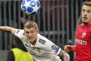 Real Madrid thất bại: Nốt trầm của nhà vua